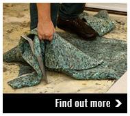 wet carpet service